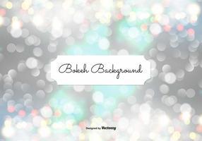Ilustração abstrata do fundo de Bokeh