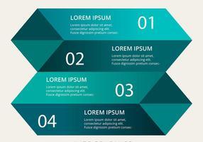 Elementos modernos de vetores infográficos
