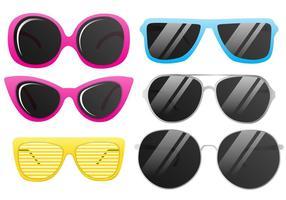 Óculos de sol Cool Cool vetor
