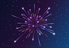 Vetor sparklers grátis