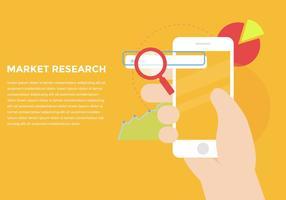 Vector de pesquisa de mercado