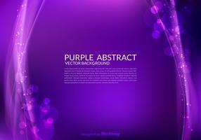 Fundo abstrato do vetor abstrato roxo