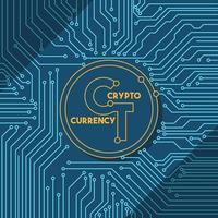 moeda criptográfica na rede elétrica