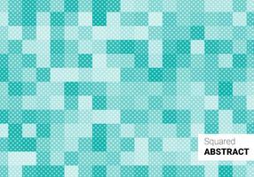 Vector abstrato abstrato quadrado