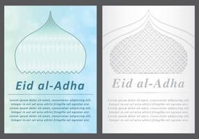 Cartões Eid Al-Adha