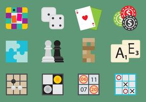 Ícones de jogos de tabuleiro