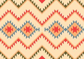 Vetor padrão nativo americano vetor livre