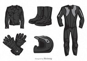 Vector de roupas de motor grátis