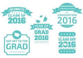 Distintivos de graduação
