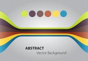 Vector abstrato de linhas abstratas
