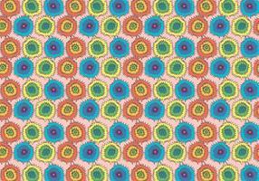 Free tie dye vector background