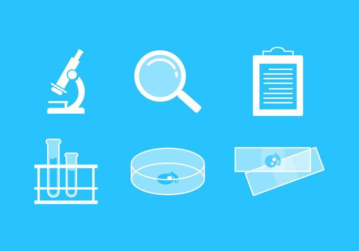 Set di icone di Vector Labs