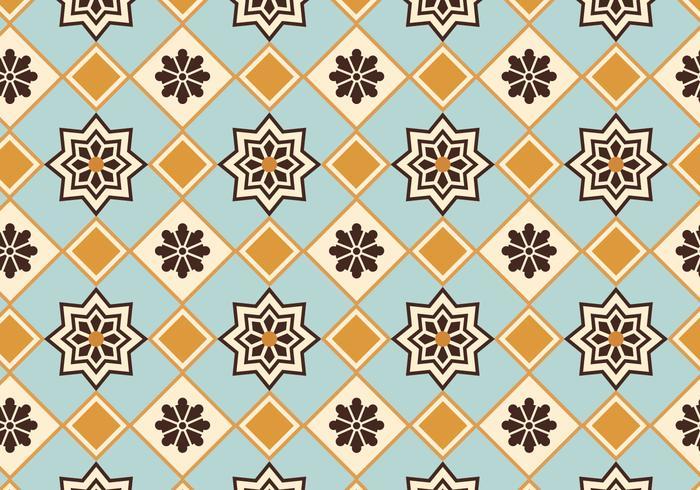 Marocchino Pattern Background Vector