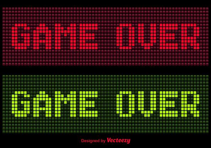 gioco pixel su vettori di messaggi