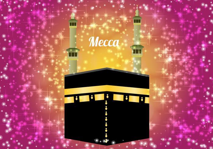 Mecca vettoriale gratuito