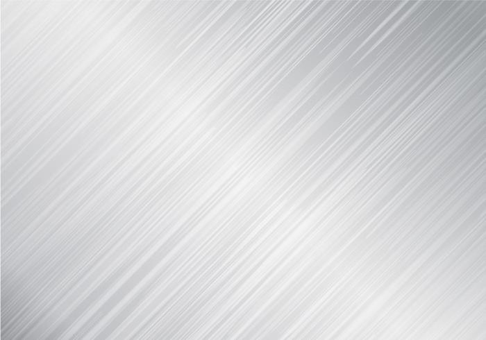Struttura in metallo lucido vettore