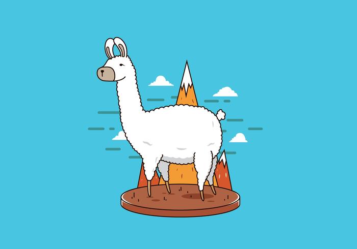 Llama Vector gratuito