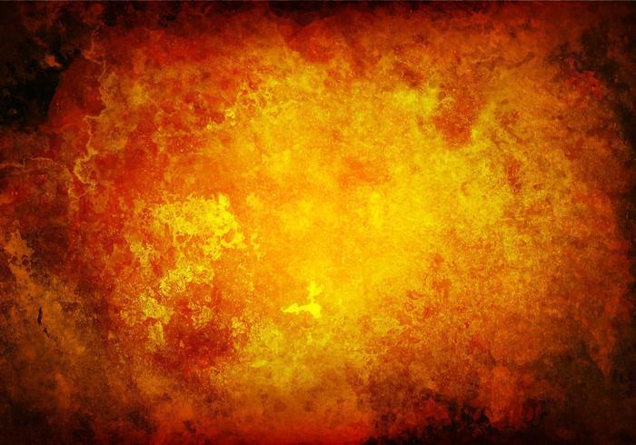 Vector Grunge Red e OrangeTexture