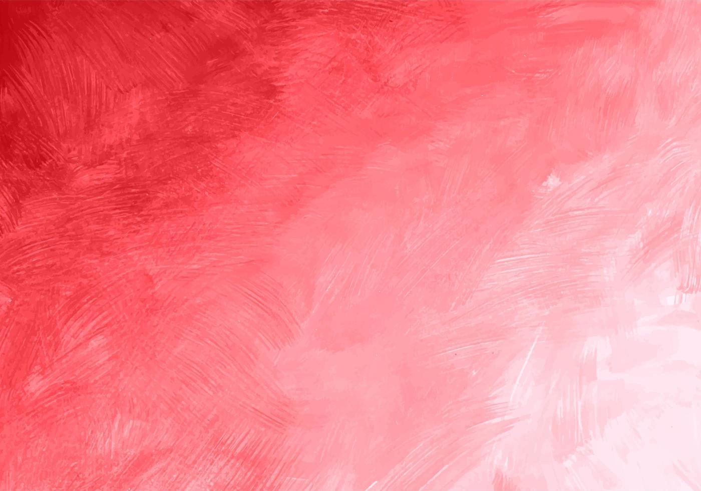 acquerello astratto morbido rosa texture di sfondo vettore