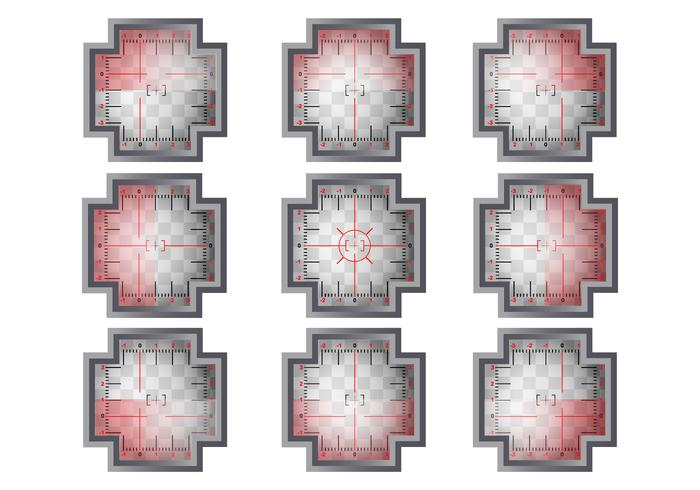 Mirino Vector Set