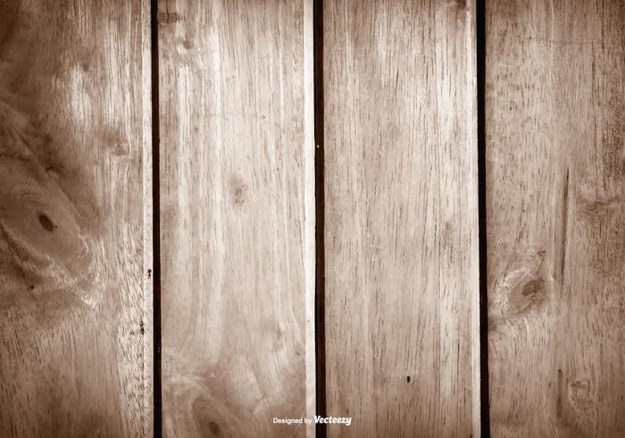 Sfondo vettoriale in legno