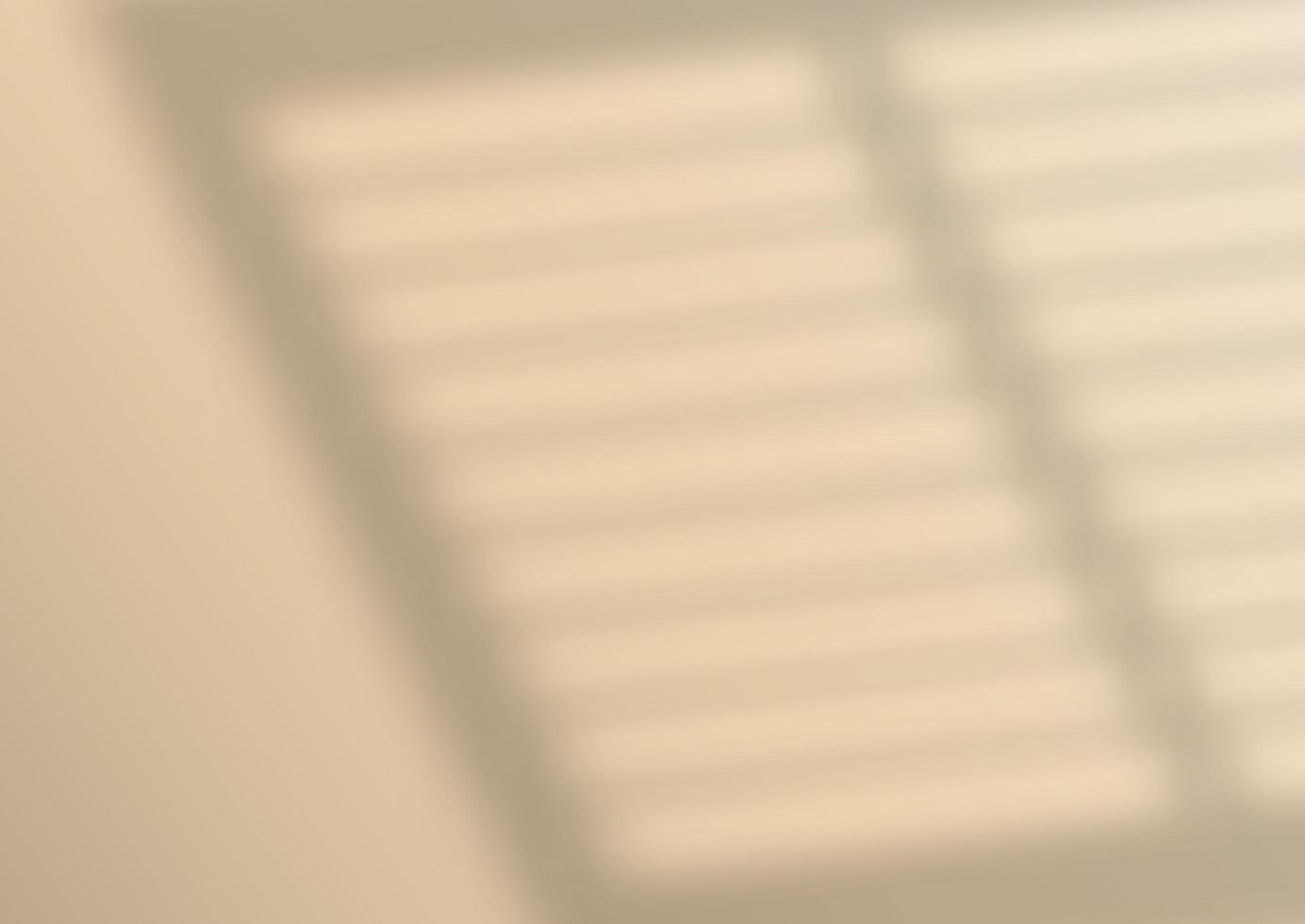 sovrapposizione dell'ombra della finestra vettore