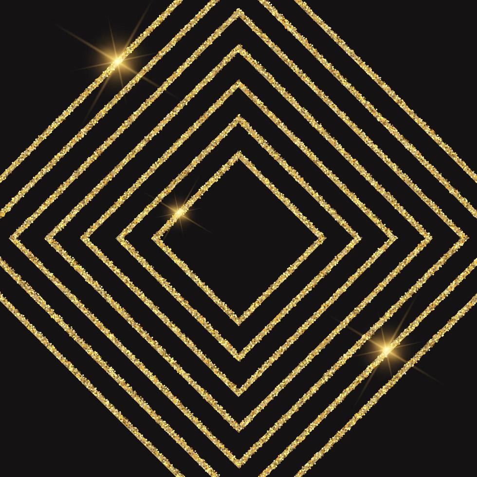 sfondo di diamanti glitter vettore