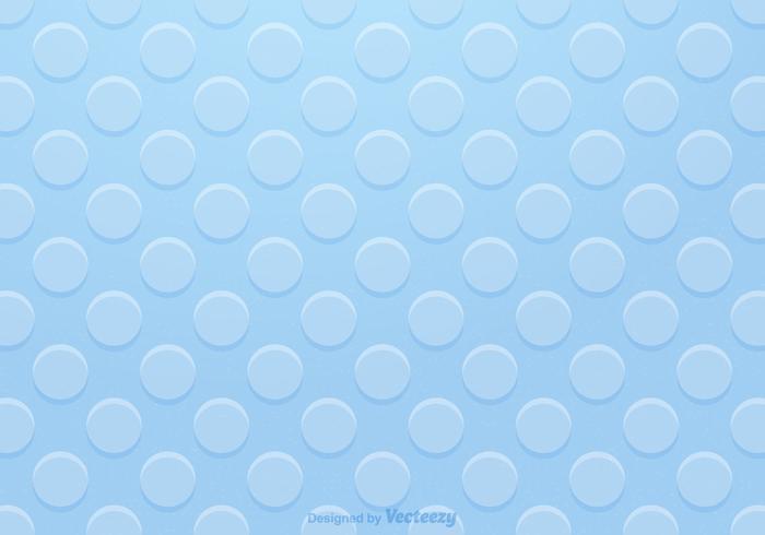 Fondo di plastica libero di vettore dell'involucro di bolla