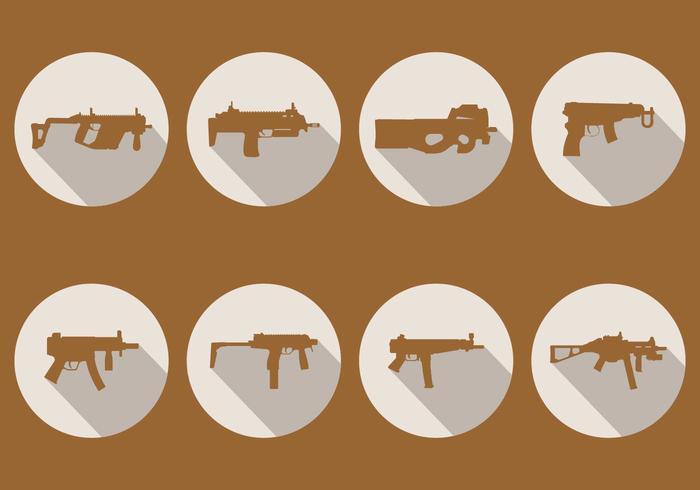 Vettori di mitragliatrici secondarie