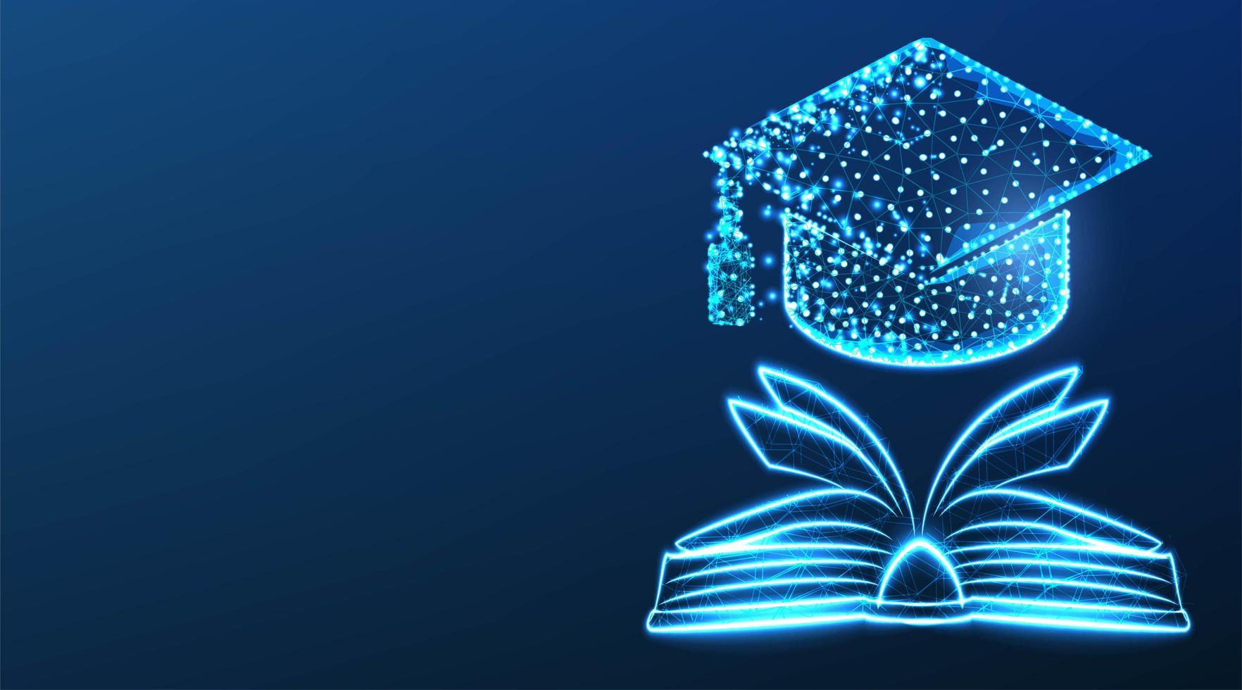 .education e torna al concetto di scuola vettore