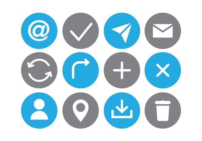 Icona di comunicazione vettore
