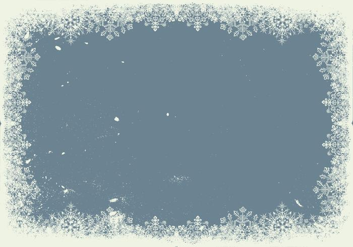 Fondo della struttura del fiocco di neve di lerciume vettore
