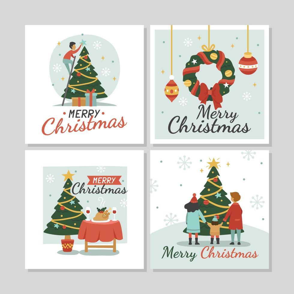 Auguri Di Natale Immagini Gratis.Biglietti Di Auguri Di Natale Con Scritte 1406089 Scarica Immagini Vettoriali Gratis Grafica Vettoriale E Disegno Modelli