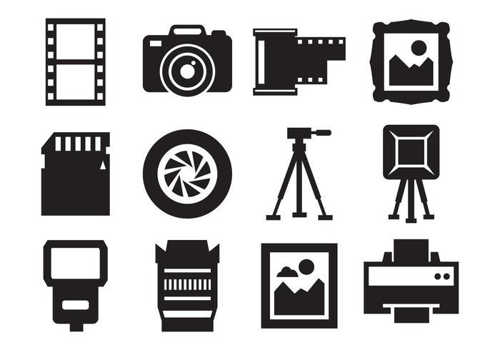 Fotografia e icone vettoriali gratis