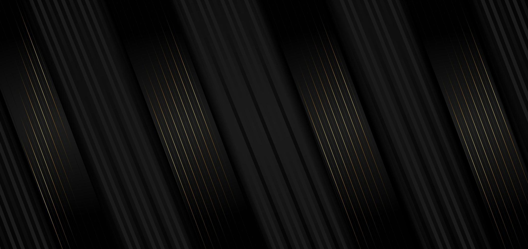 sfondo geometrico diagonale astratto striscia nera vettore