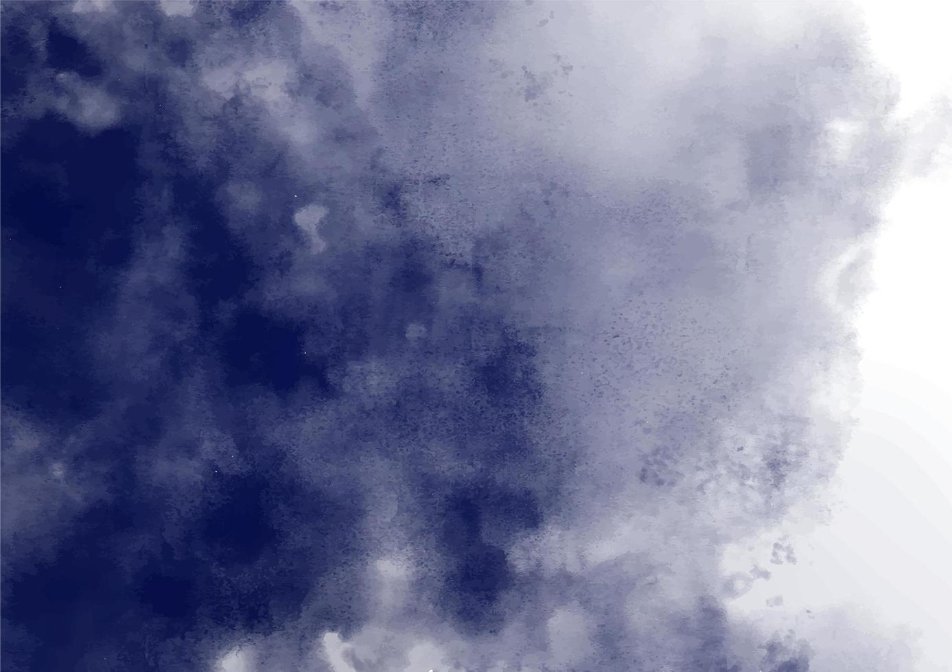 sfondo blu inchiostro vettore