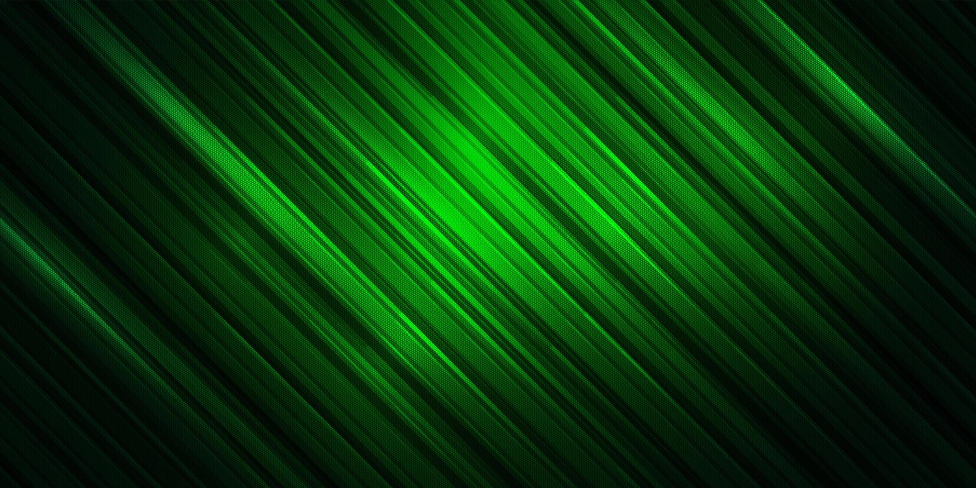 verde sripe modello astratto sfondo stile sportivo vettore