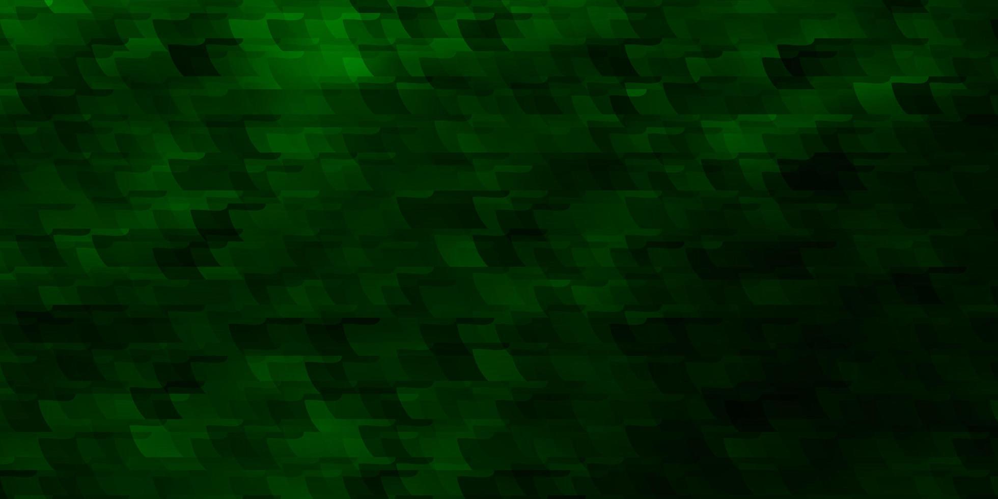 trama verde in stile astratto vettore