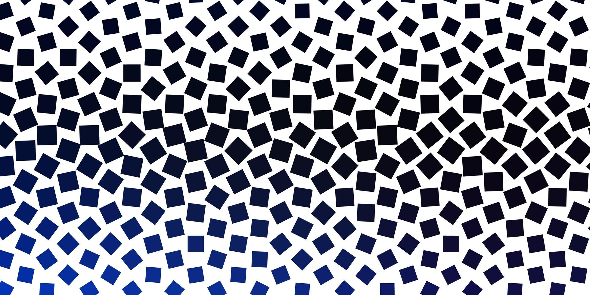sfondo blu scuro con quadrati. vettore