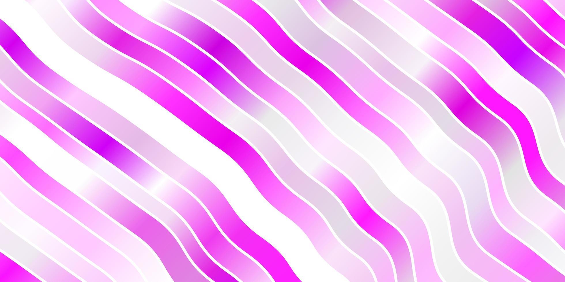 modello viola con linee ironiche. vettore