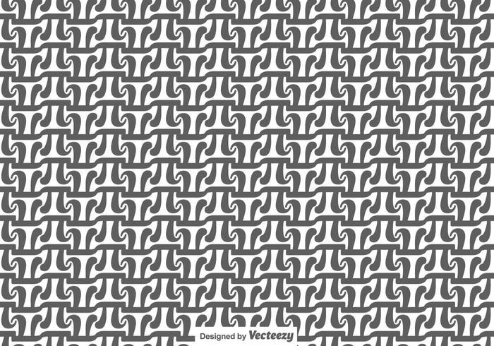 Modello senza cuciture di simbolo di pi di vettore grigio e bianco