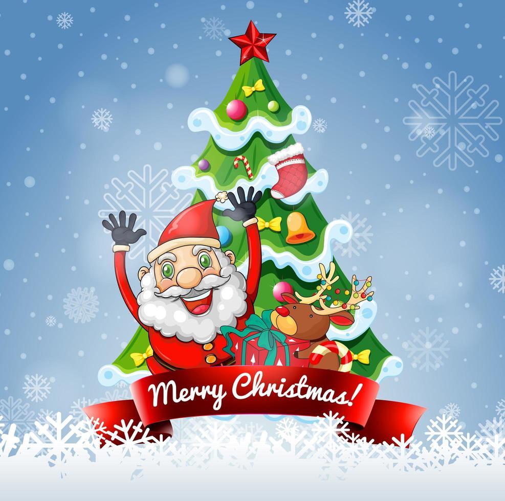 Immagini Natalizie Simpatiche.Buon Natale Banner Con Babbo Natale E Simpatiche Renne 1447195 Scarica Immagini Vettoriali Gratis Grafica Vettoriale E Disegno Modelli