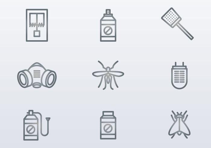Icone di sterminatore vettore