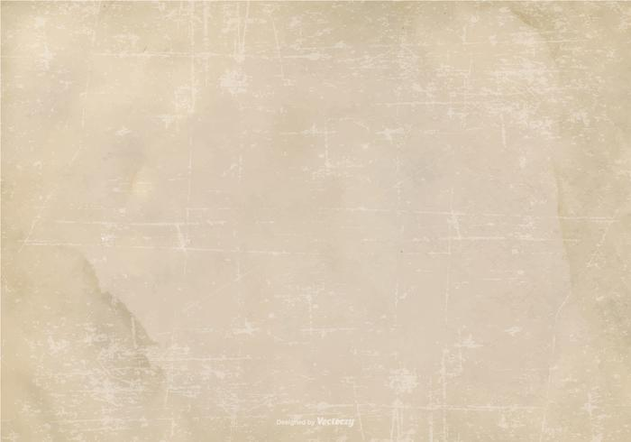 Vecchio sfondo di carta vettoriale
