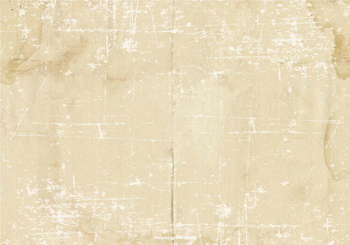 Vecchia struttura di carta dell'annata del grunge vettore