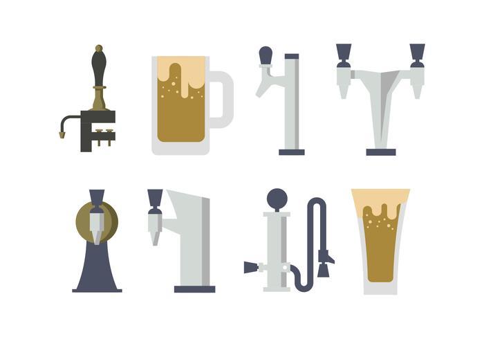 Vettori a tema birra