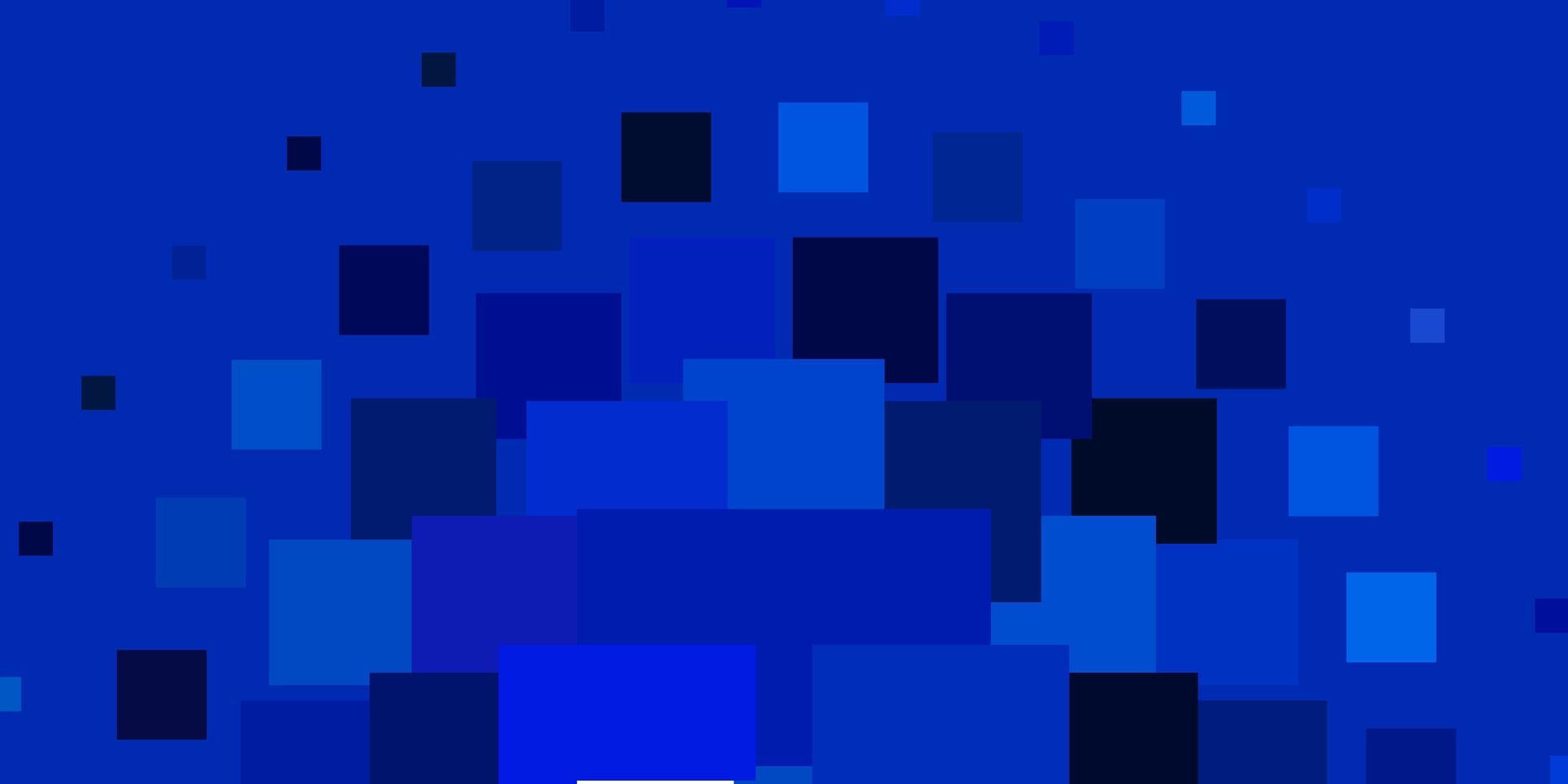 sfondo azzurro in stile poligonale. vettore