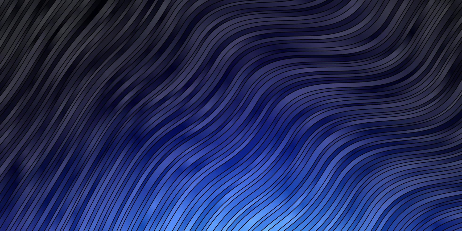 sfondo blu scuro con linee ironiche. vettore