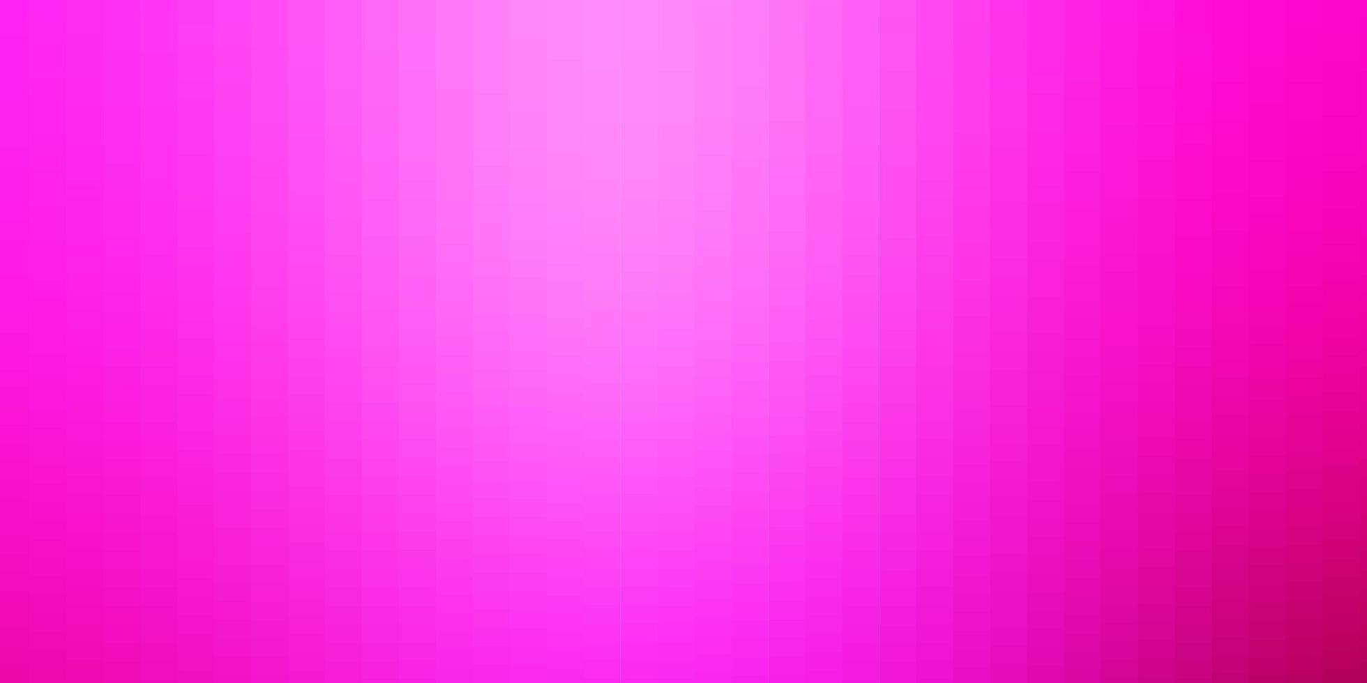 trama rosa in stile rettangolare. vettore