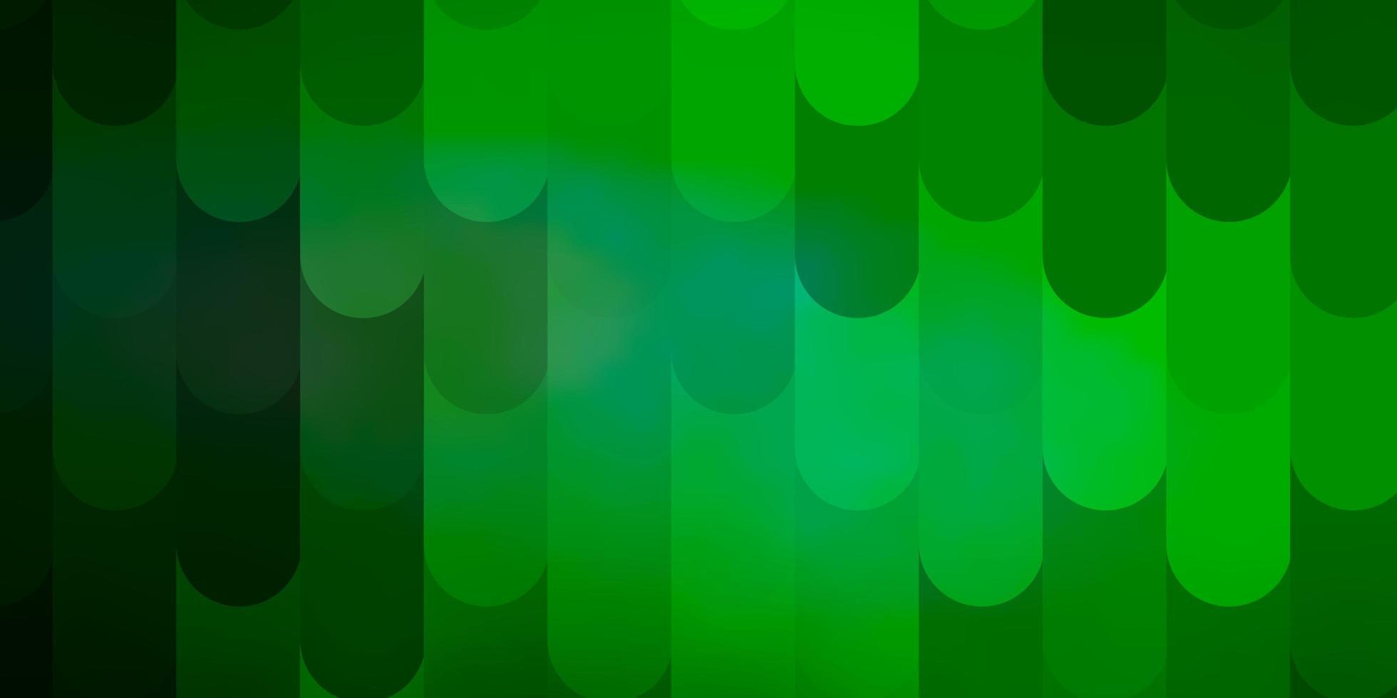 sfondo verde chiaro con linee. vettore